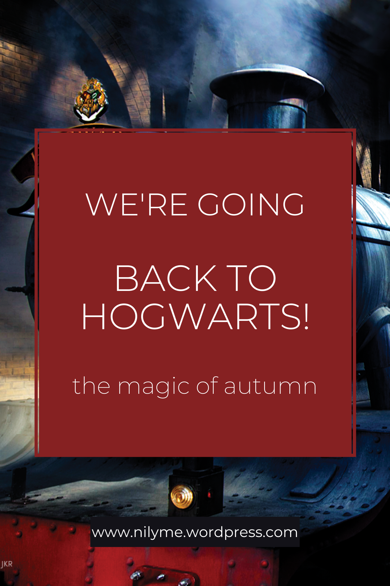 The Magic Of Autumn Back To Hogwarts Harry Potter Tag Harry Potter Tag Hogwarts Harry Potter