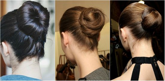 Neat And Tidy Hair Bun Hairstyle Pretty Hairstyles Bun Hairstyles Hairstyle