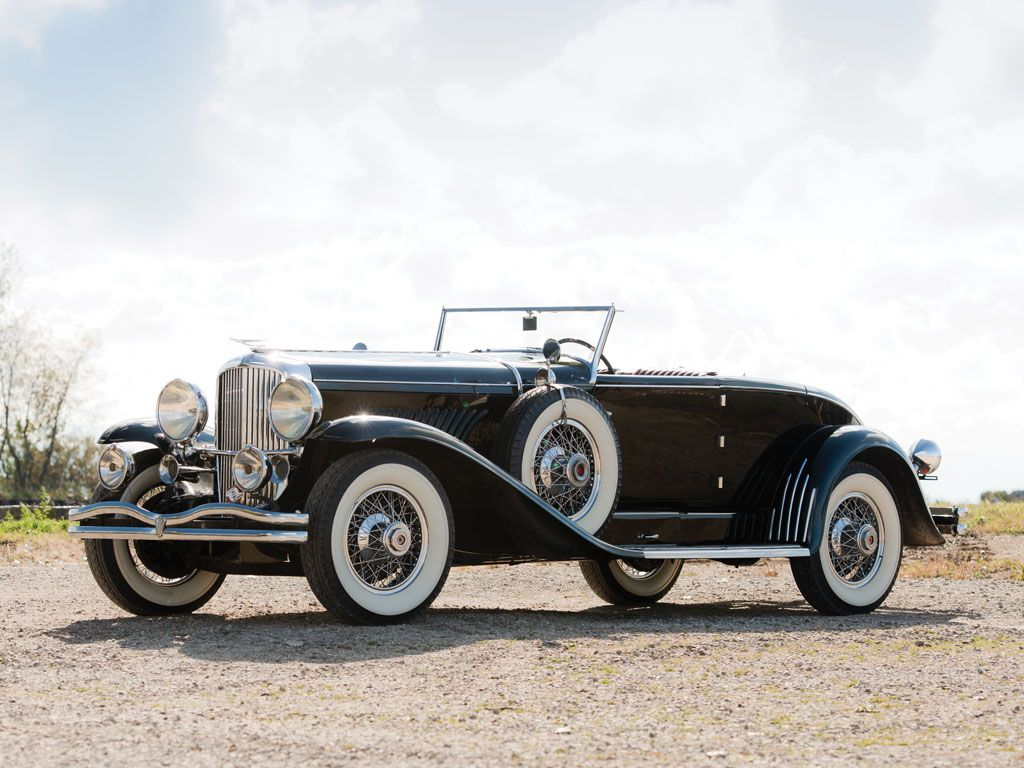 1930 Duesenberg Model J \'Disappearing Top\' Convertible Coupe by ...