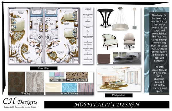 Ch Designs Interior Design Portfolio By Carey Howerton Via