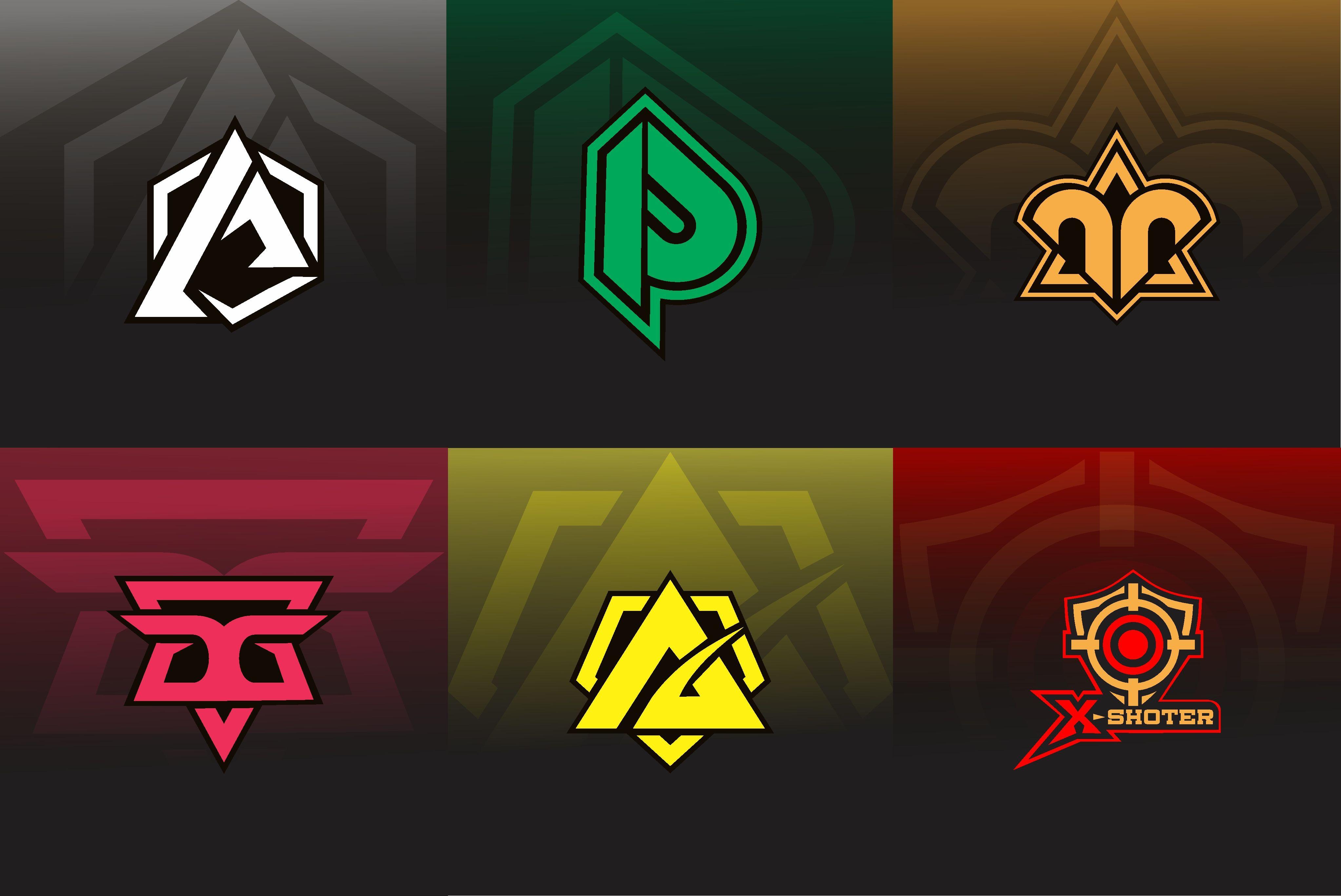 Gaming Esports Logo With Name Initials BY Ripan_Julian ...