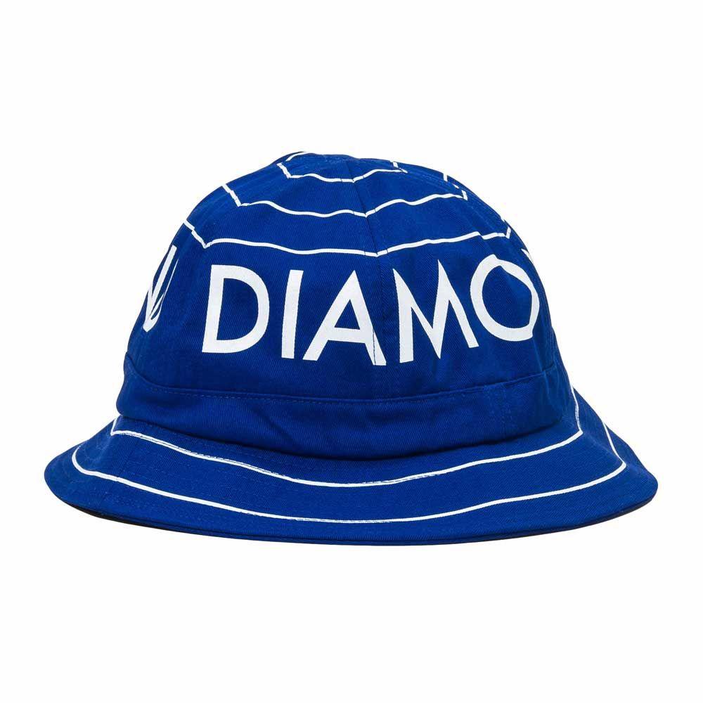 ddedebfff08 Diamond Supply Co IXTAPA Bucket Hat Navy