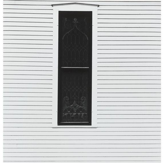 Harry Callahan, WISCONSIN (CHURCH WINDOW)