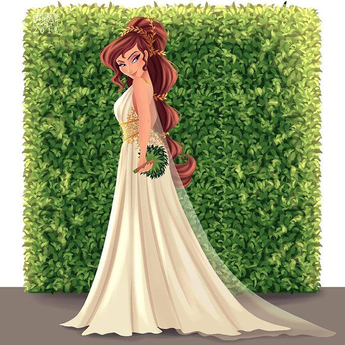 40 Ilustrações De Princesas Da Disney Como Você Nunca Viu Antes