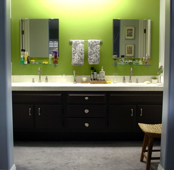 painted bathroom cabinets doing this tomorrow while girls
