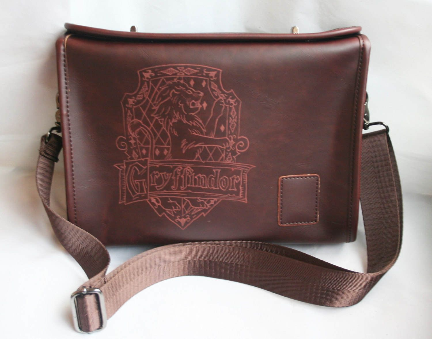 17ad641dfe77 Harry Potter inspired PU Leather Bag  Purse satchel