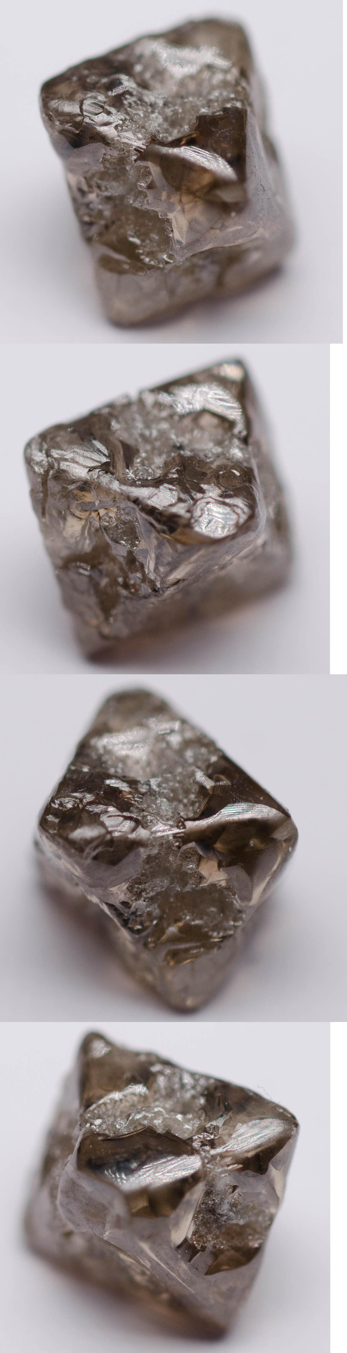 Rough Natural Diamonds 110733 1.75 Carat Natural Rough
