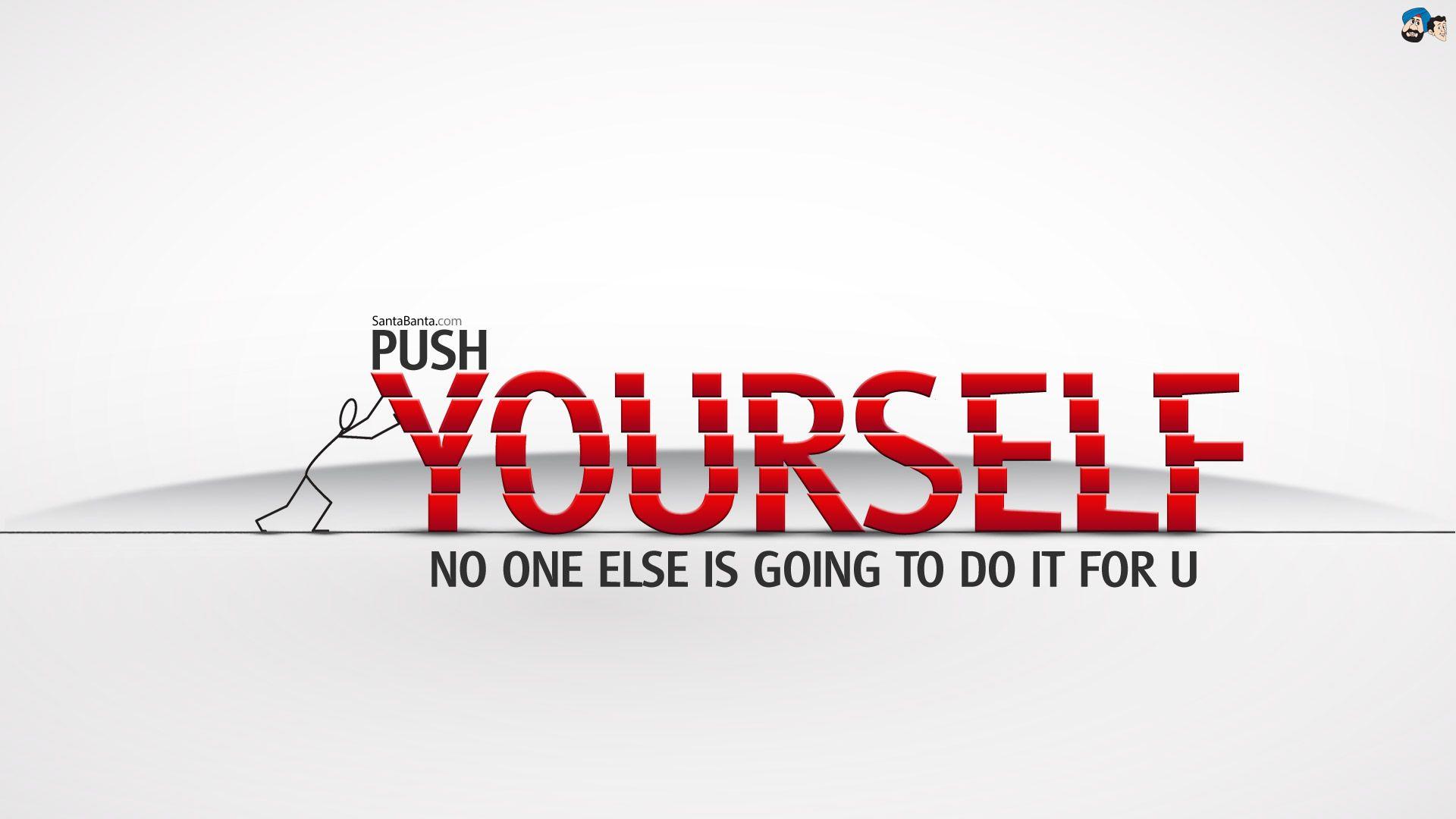 Women Boxing Quotes wallpaper. Work motivational