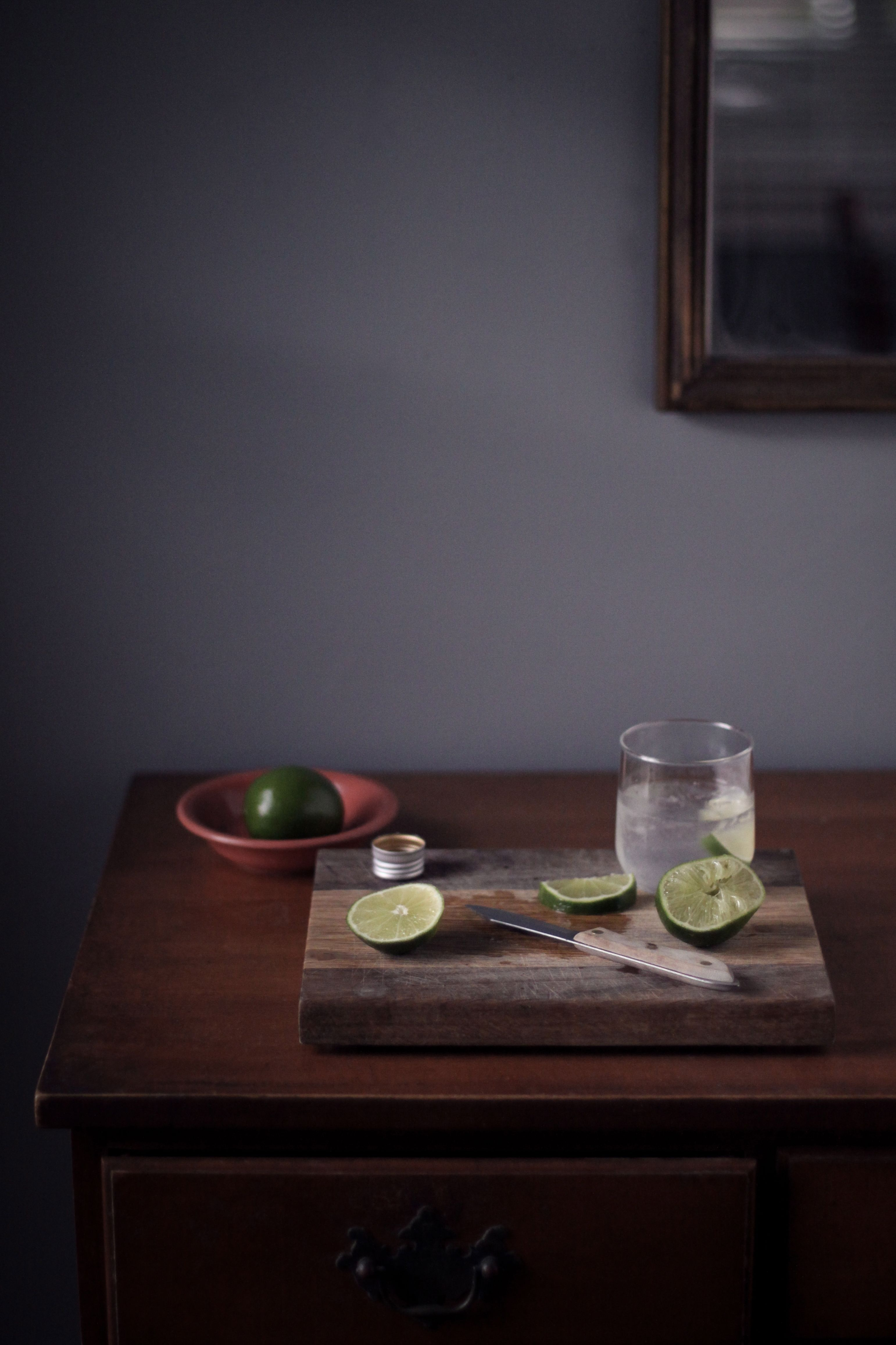 make a gin tonic