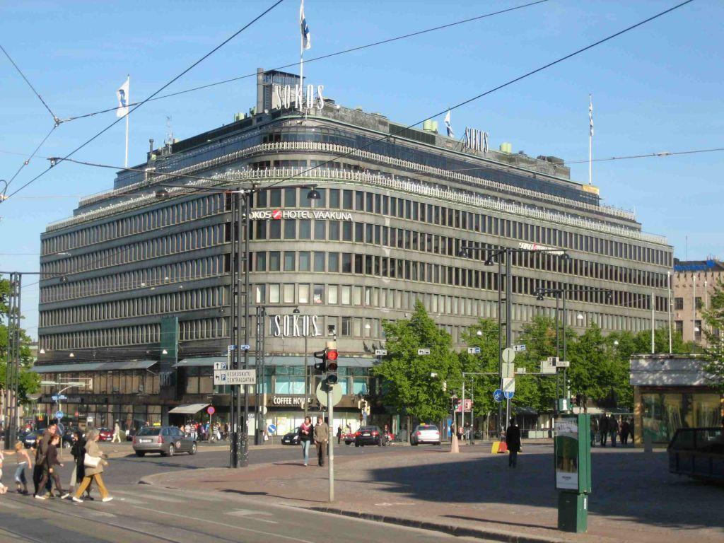 Hotel Sokos Vaakuna My Favorite Hotel In Helsinki Great