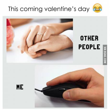 When My Friends Ask About My Plan This Coming Valentines Day Funny Pictures Fails Funny Pictures Valentines Day Funny