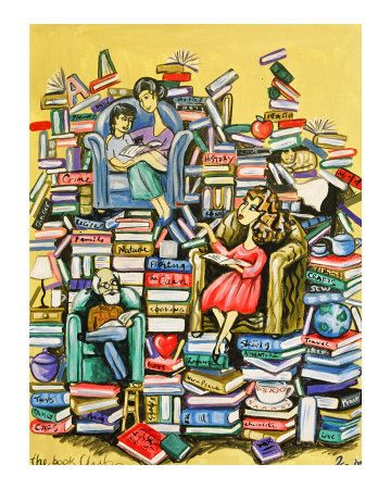 Family of Bookworms
