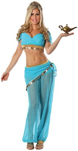 Jasmine halloween costumes for adults