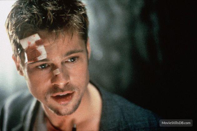 Se7en (1995) Brad Pitt