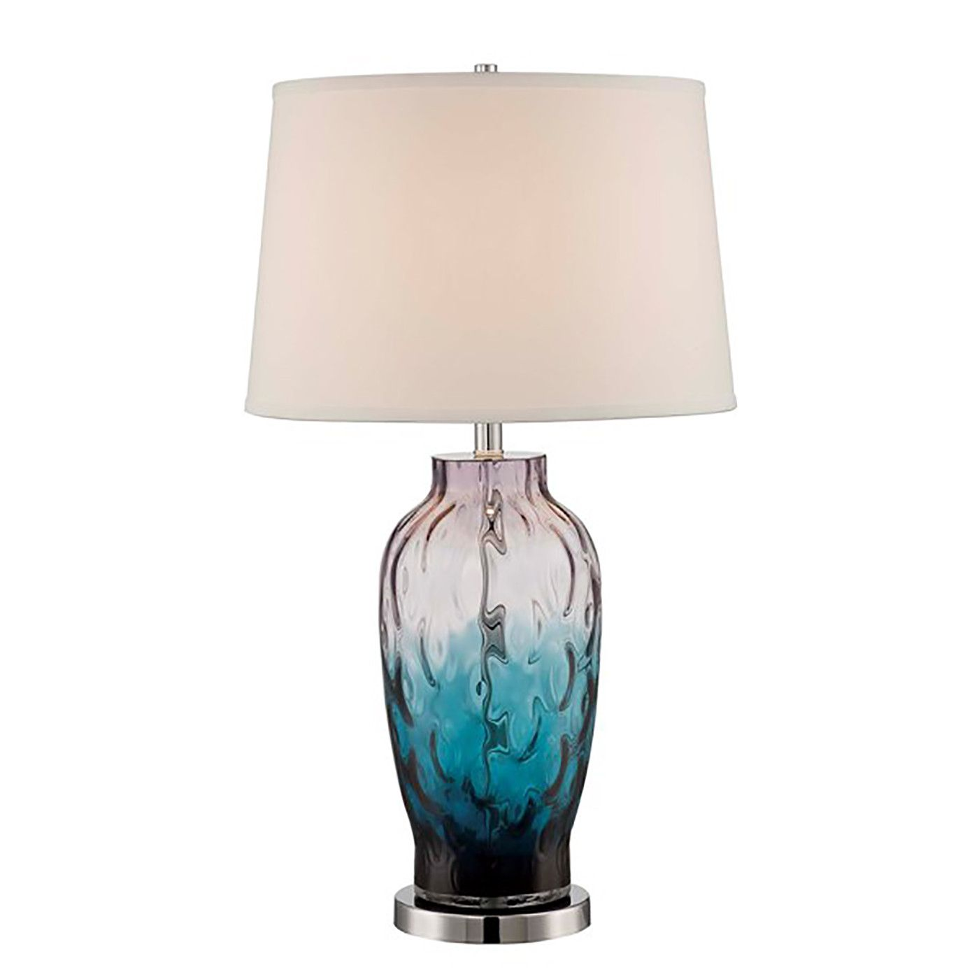 A Little Boho, A Little Vintage, A Little Glamu2013 The Luna Table Lamp