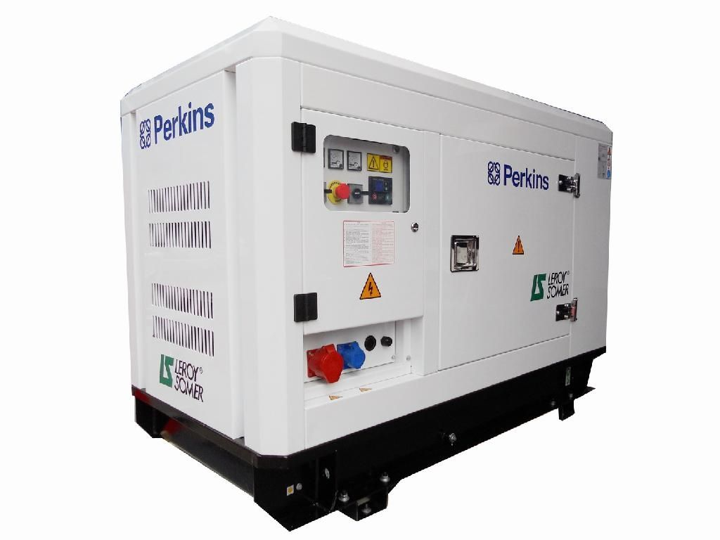 Perkins Closed Type Generators Made In Uk Locker Storage Generation Power Backup