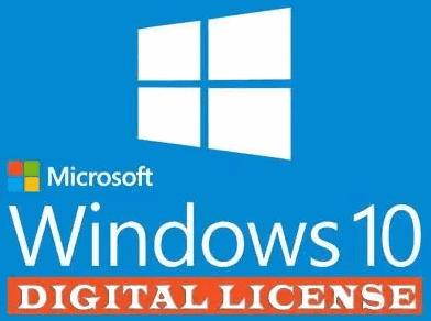 Hwidgen Digital Licence Activator 62 01 Aplikasi Windows 10 Windows