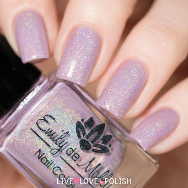 Emily de Molly Heavy Aura | Nails | Pinterest