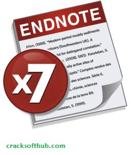 key endnote x7 mac