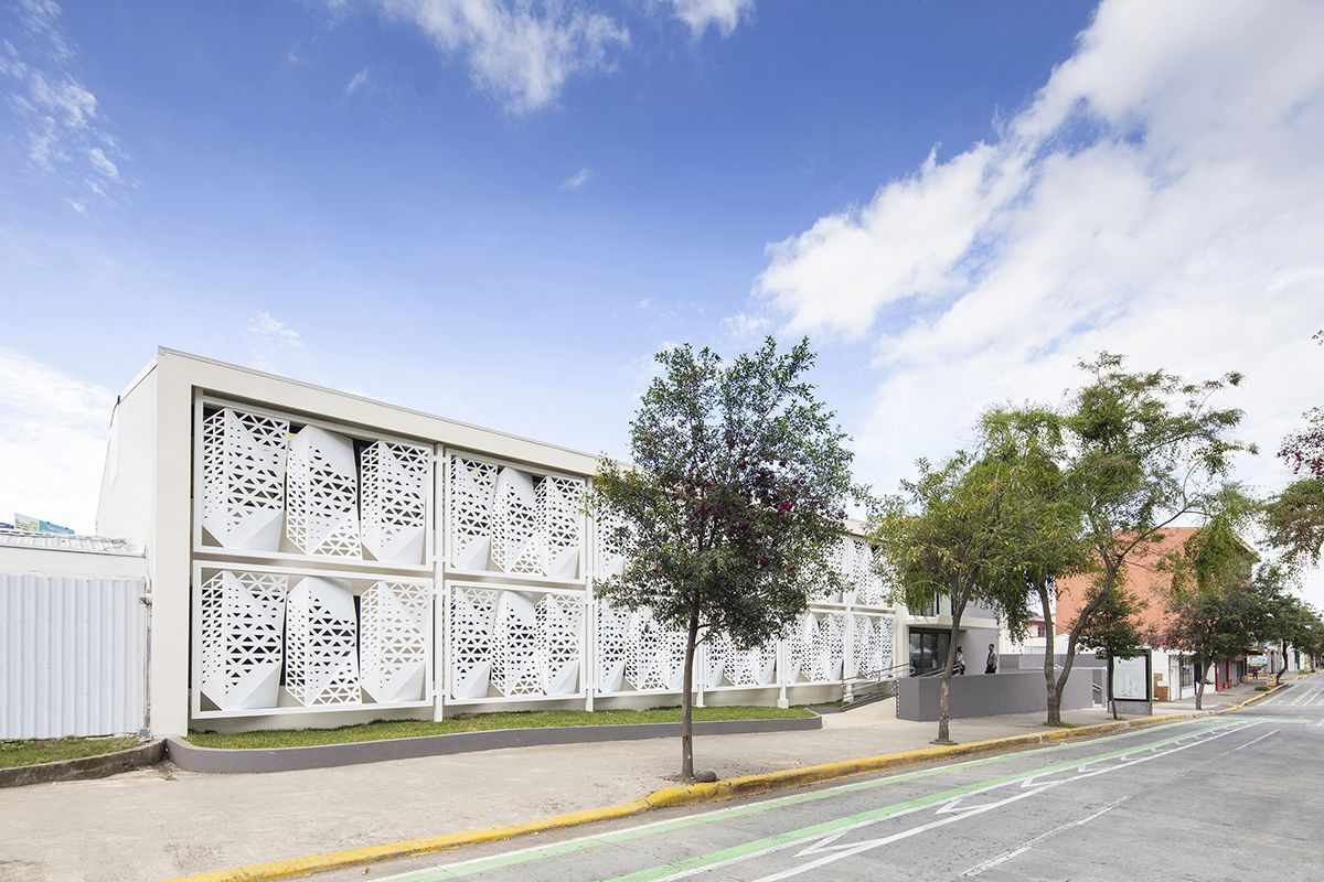 Proyecto Edificio Clinica Santa Rita Consultores Studio Saxe