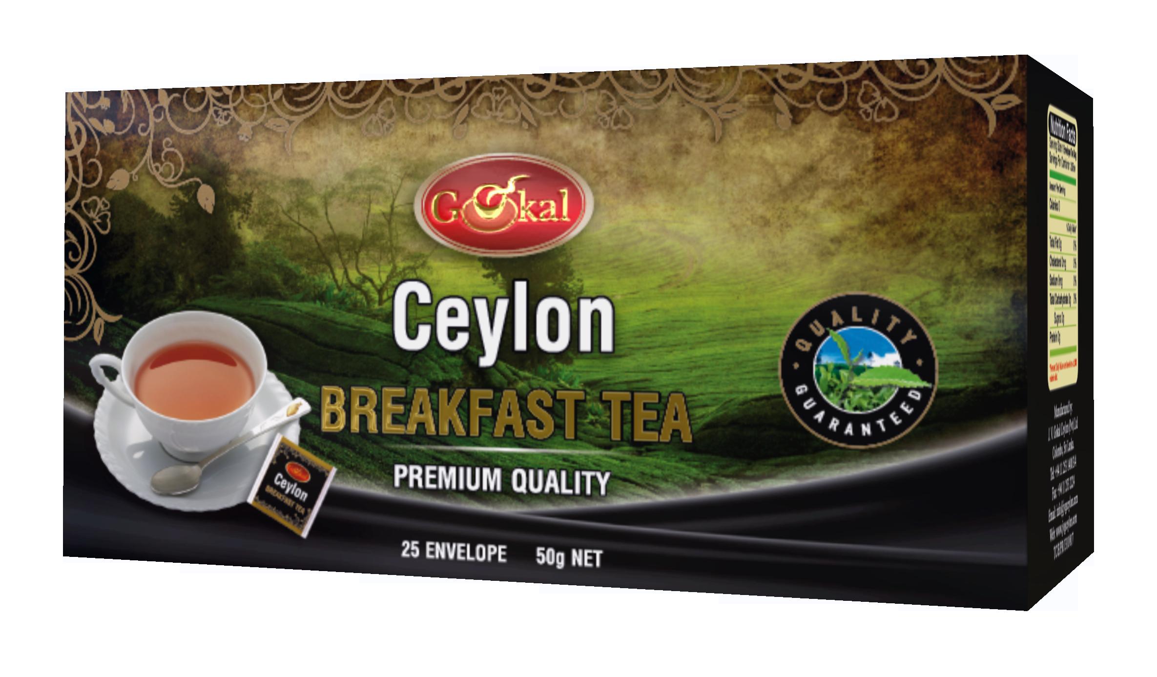 Pin By J V Gokal Ceylon On Pure Ceylon Tea Flavored Tea Breakfast Tea Tea Brands