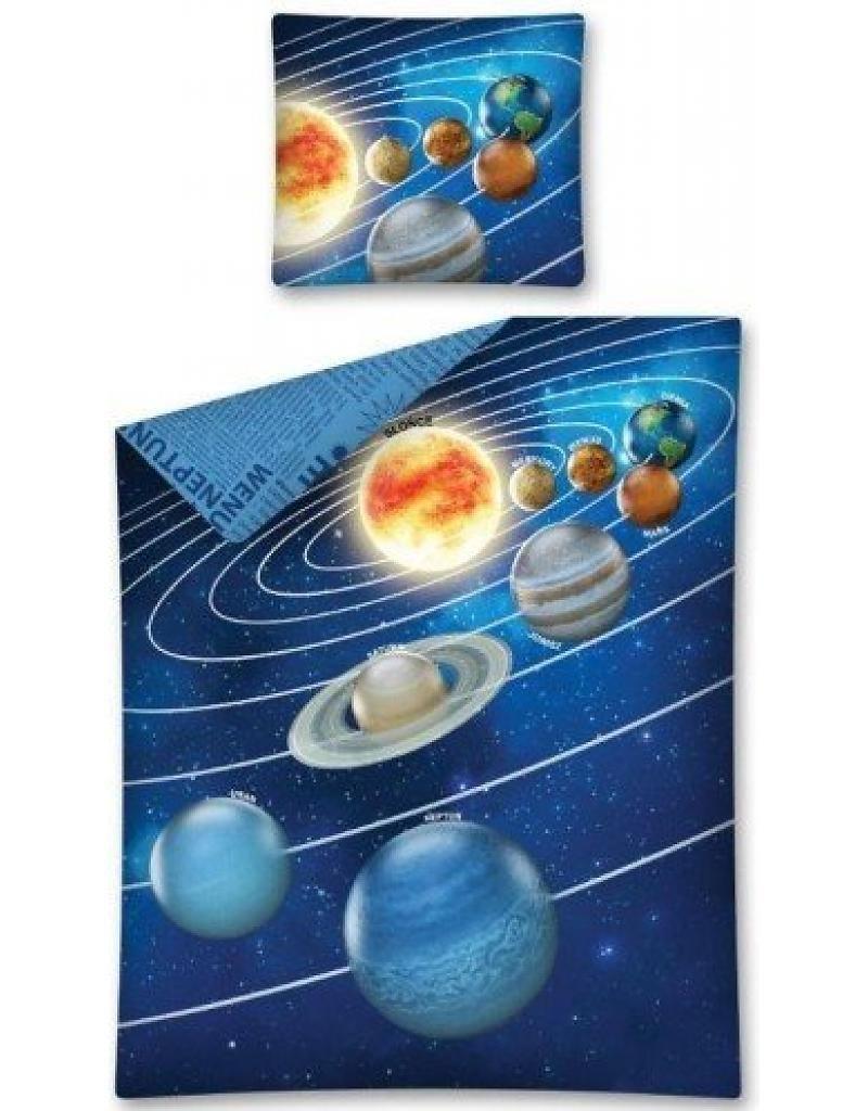 Planeten - Dekbedovertrek