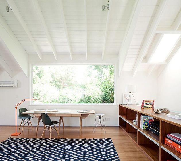 Perfect Solar Powered LA Studio By New York Architect