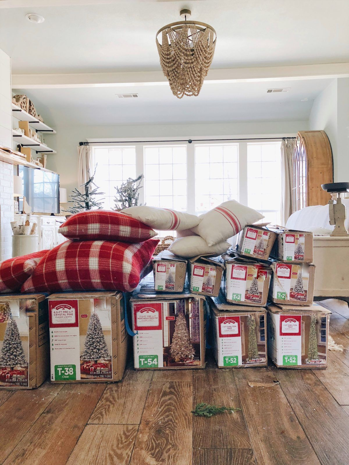 A Christmas Photo Shoot with Better Homes and Gardens