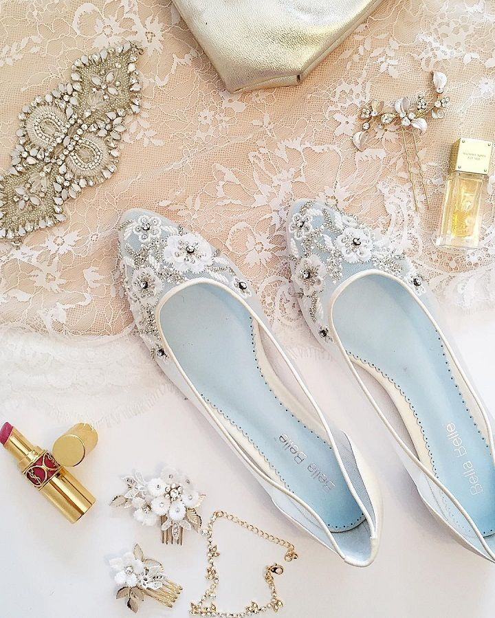 Flat wedding shoes for comfort loving bride flat sandal bridal shoes sweet and stylish flat wedding shoes sandal bridal shoes diamante flat wedding shoes junglespirit Image collections