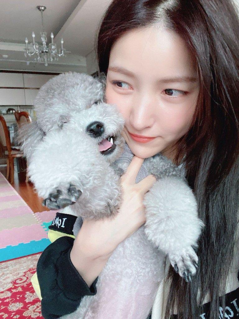 Gfriend-Sowon #WEVERSE, 2020