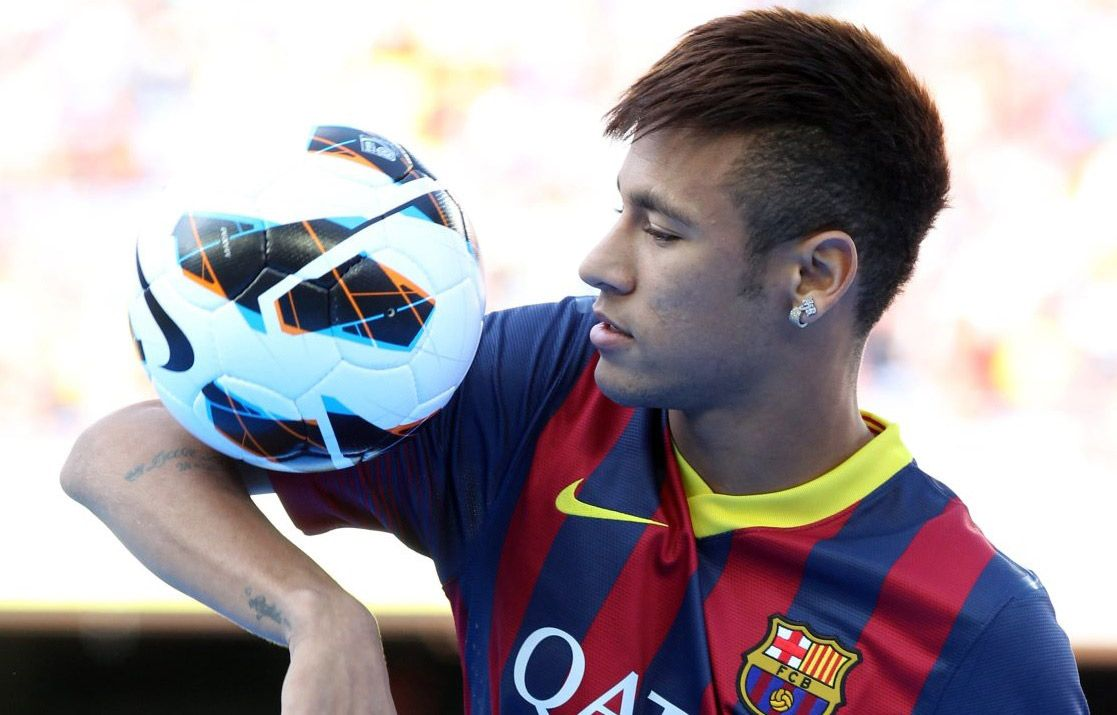 Neymar frisur video