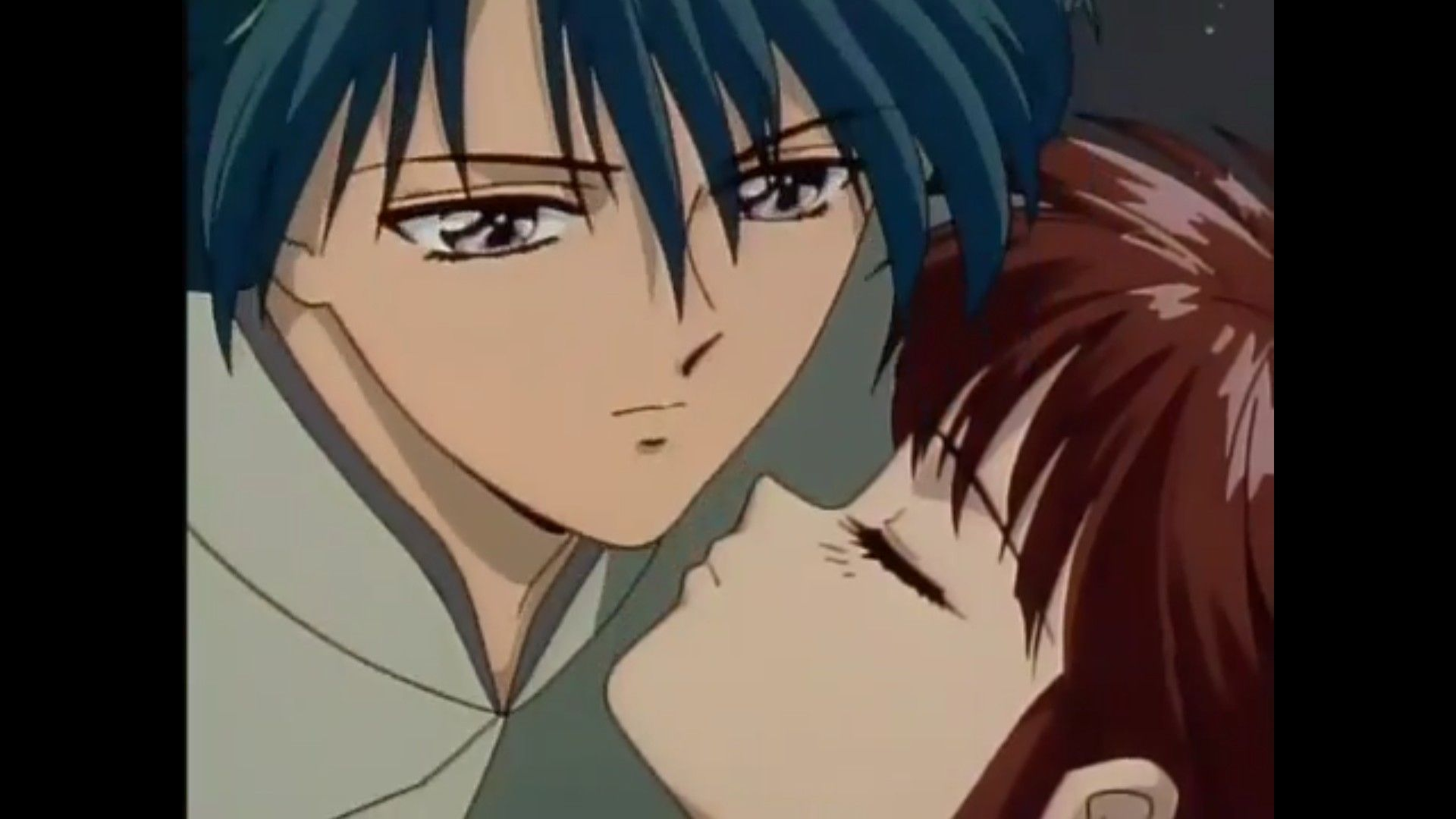 """Miaka,stay well my love""Tamahome Anime, Martial arts"
