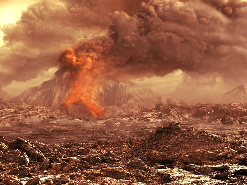 12 Facts About The 1815 Eruption Of Tambora That Will Blow Your ...
