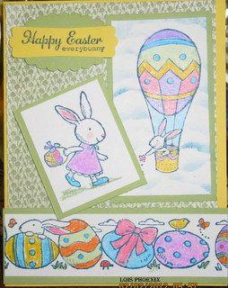 bunnies up, everybunny, every egg wheel