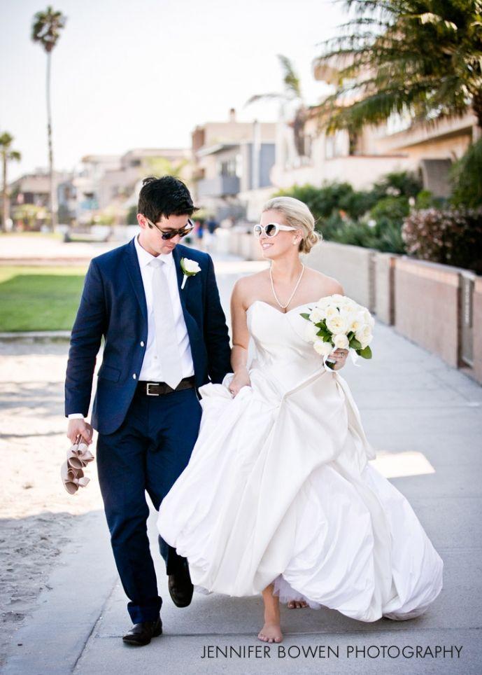 Caitlin Ted Wedding At Mission Bay Yacht Club In San Go Scottsdale Portrait Photographer Jennifer Bowen Navy C A Nod To