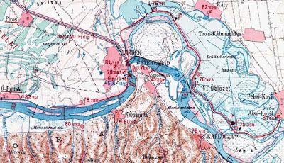 mapa novog sada i okoline NSinfo: Istorija NS: Mapa Novog Sada i okoline iz 1898. go  mapa novog sada i okoline