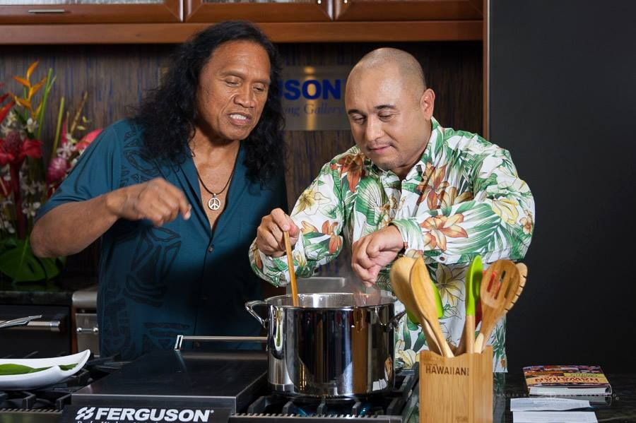 Cooking Hawaiian Style Premiers Tonight with special guest
