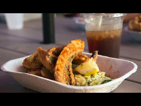 The Food Tour Episode 1 Saltbox Seafood Joint Youtube Durham Nc