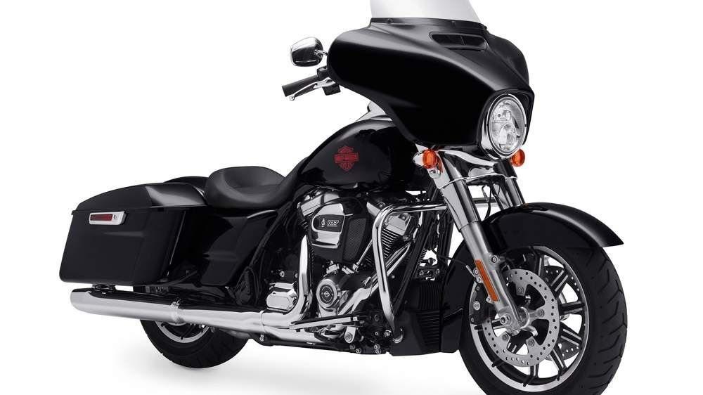 Harley Rolls Out New Electra Glide Standard Harley Davidson Harley Davidson Electra Glide Harley