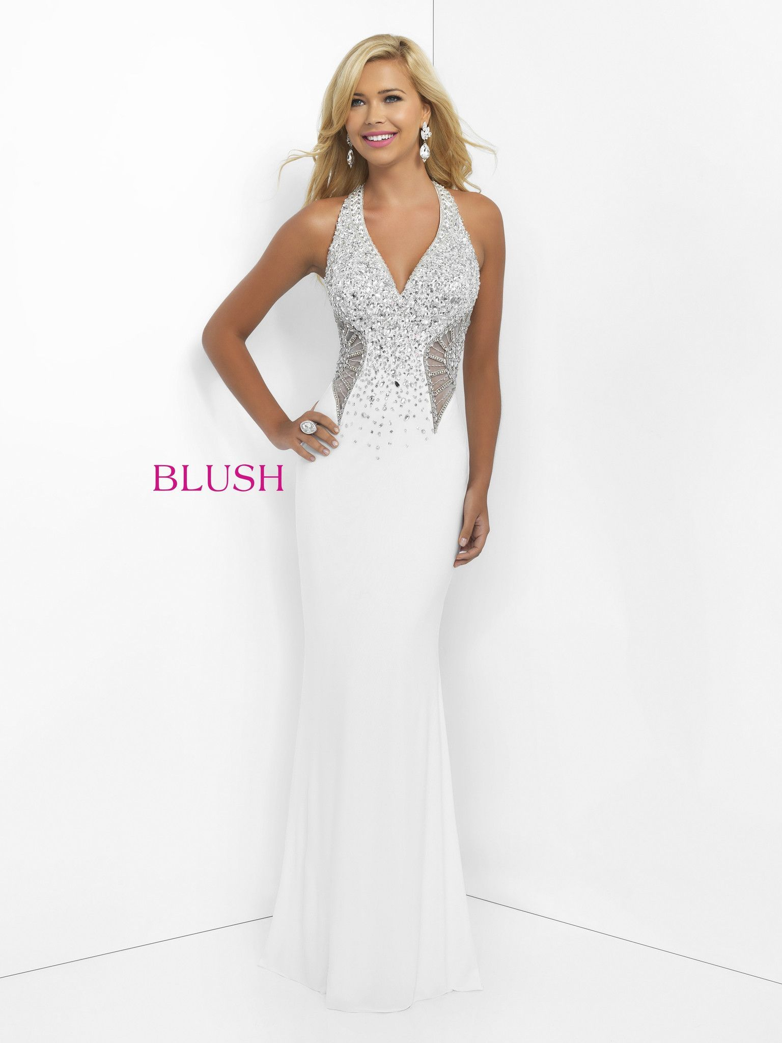 Blush prom off white things to wear pinterest blush prom
