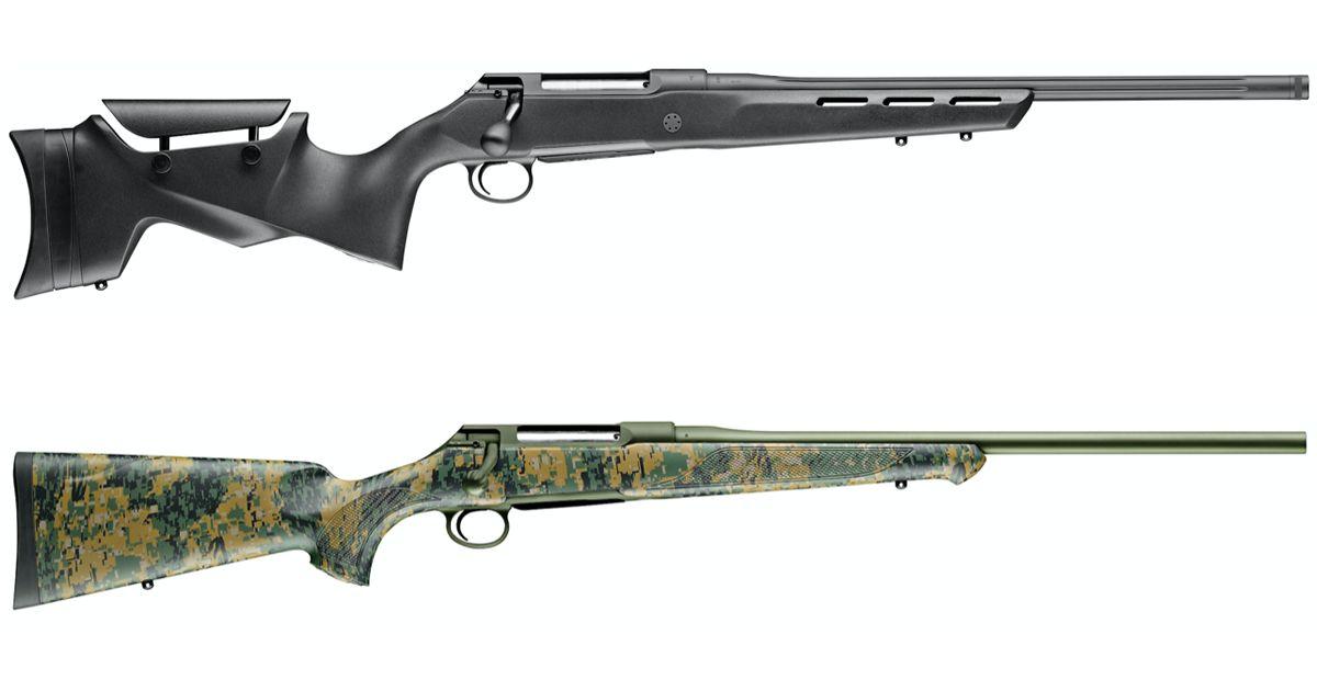 Sauer 100 Bolt-Action Rifles (S100 Ceratech, S100 Pantera, S100 ...