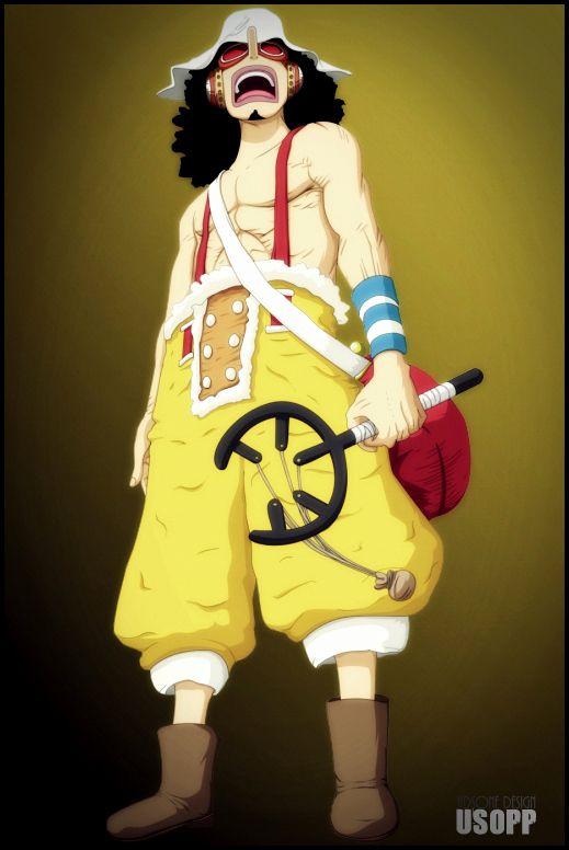 One Piece Usopp by Adonis90 on DeviantArt