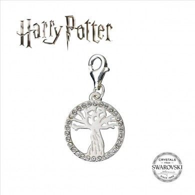 805044b4f Whomping Willow clip-on Charm embellished with SwarovskiⓇ crystals HPSC003