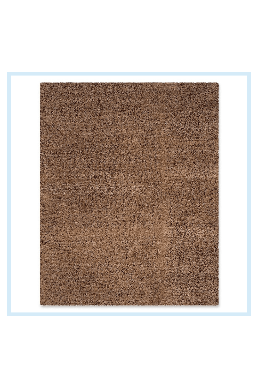 Photo of Safavieh Classic Shag 3-Foot X 5-Foot Napa Rug In Taupe