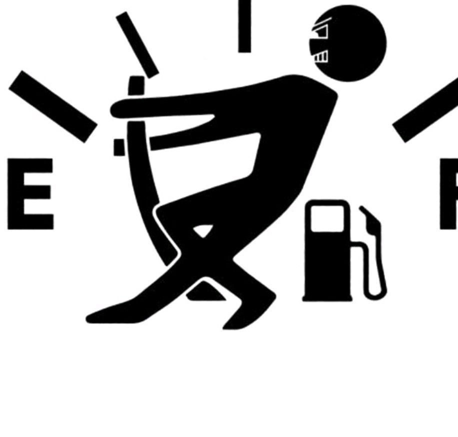Funny Gas Gage Car Decal Sticker Motorcycle Rv Ebay Motors Parts Amp Accessories Motorcycle Accessories Car Stickers Funny Funny Car Decals Car Stickers [ 874 x 916 Pixel ]