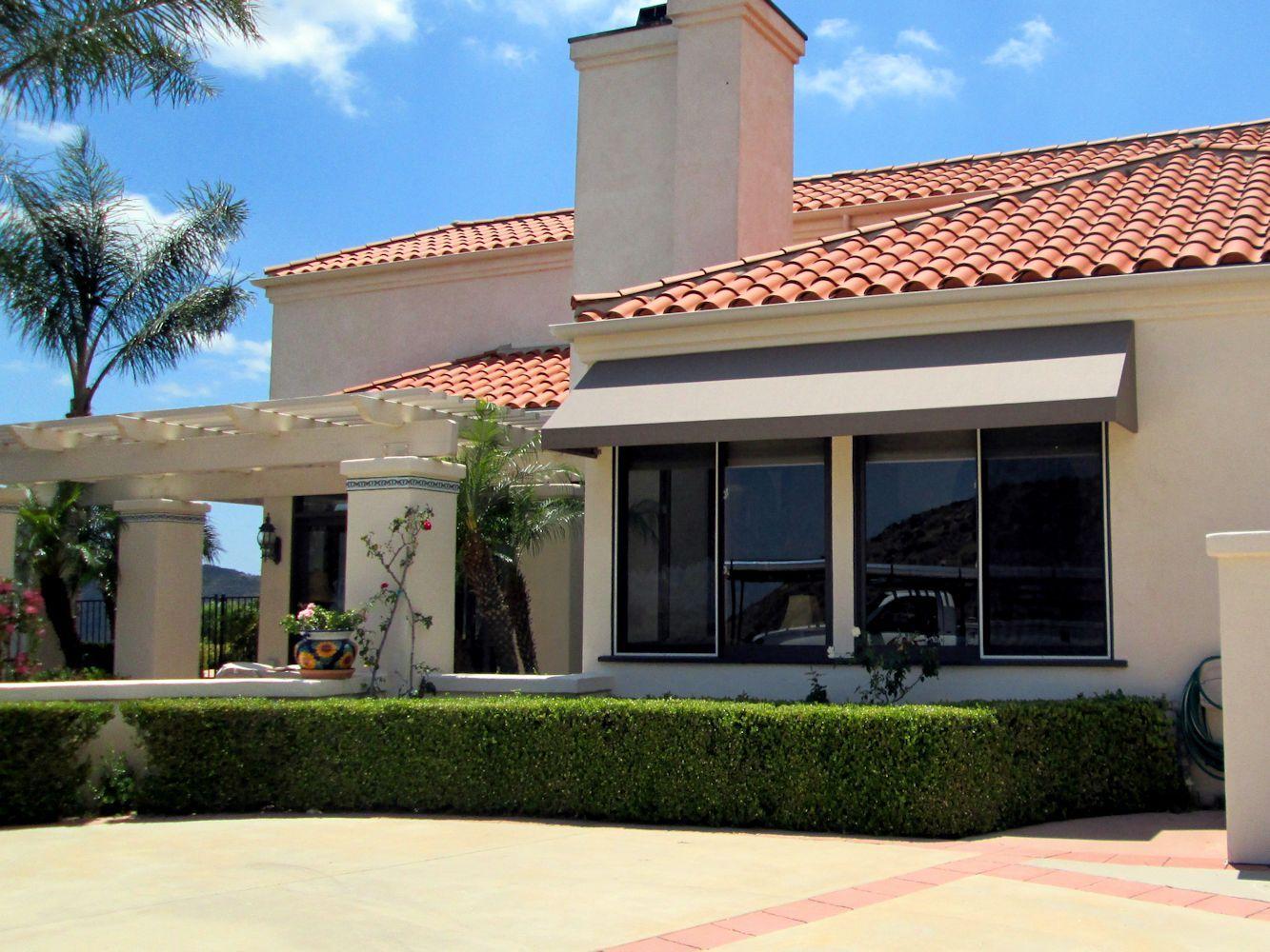 Residential Awnings | Residential awnings, Custom awnings ...