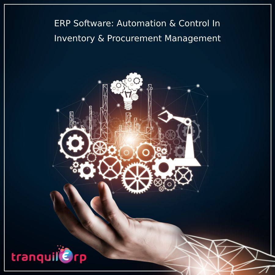 Pin on Tranquil ERP Software