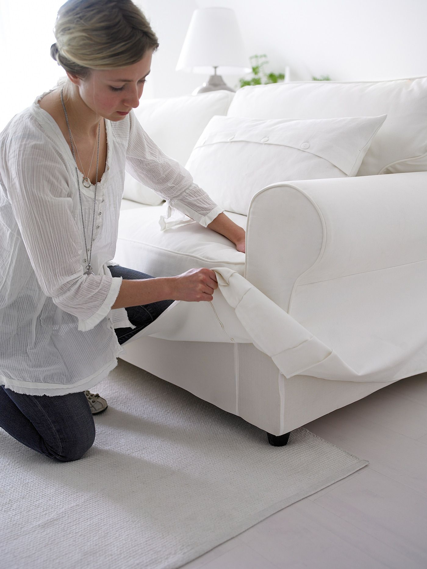 42+ Ektorp white sofa cover trends