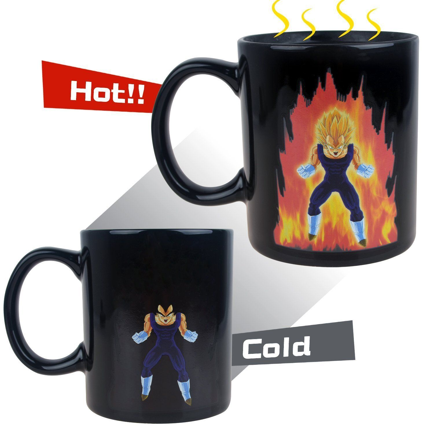 Anime outlet beneu dragon ball z color changing coffee