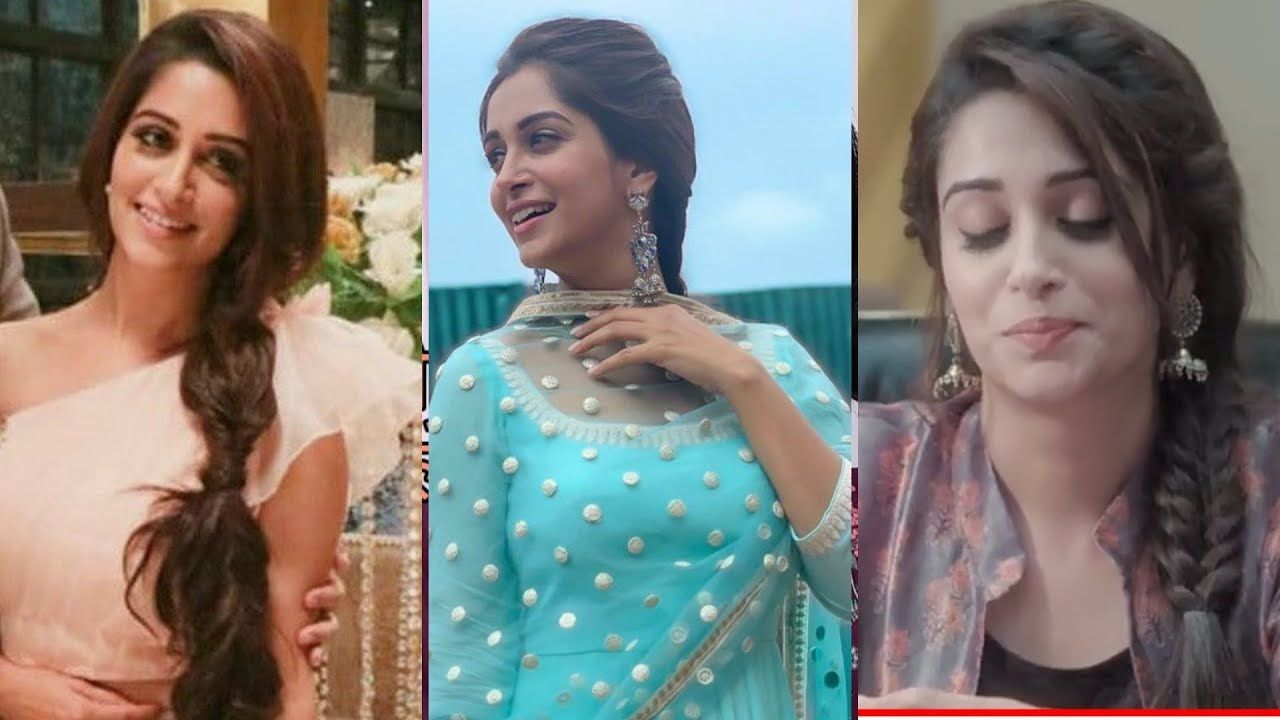 Easy College Party Hairstyles Inspired By Sonakshi Rastogi Dipika Kakar Latest College Hairst In 2020 College Hairstyles Hair Styles Party Hairstyles